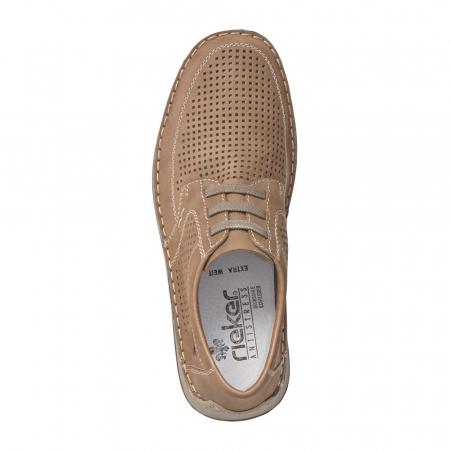 Pantofi barbati de vara, piele naturala, RIK 05259-641