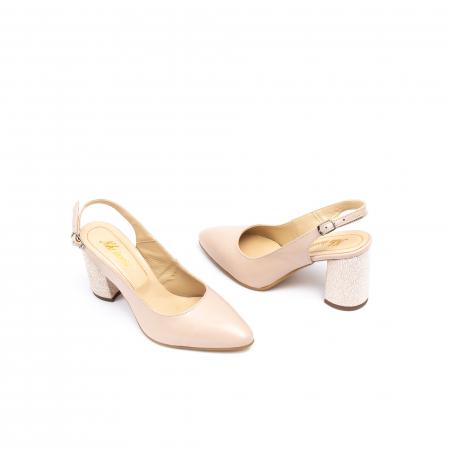 Pantofi decupati 1202 B MAC3