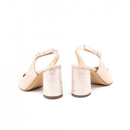 Pantofi decupati 1202 B MAC6