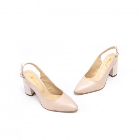 Pantofi decupati 1202 B MAC1