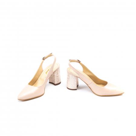 Pantofi decupati 1202 B MAC4
