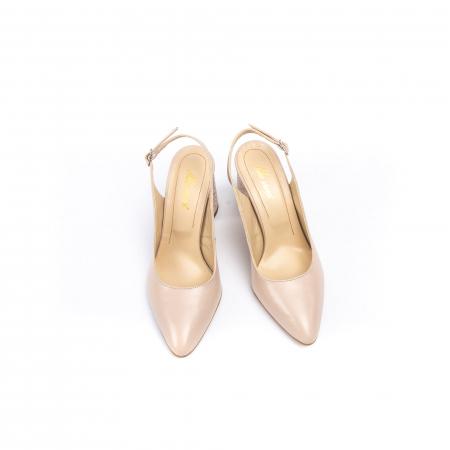 Pantofi decupati 1202 B MAC5