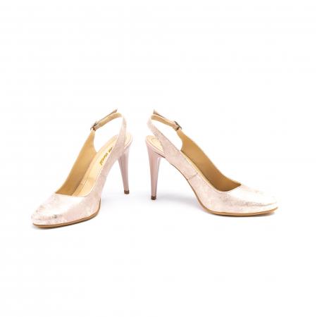 Pantofi decupati 1203 AP4