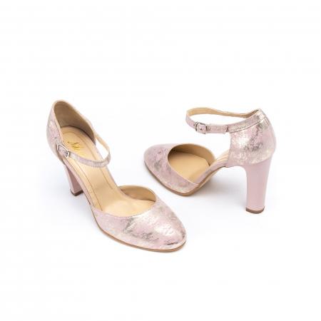Pantofi decupati 1212 AP3