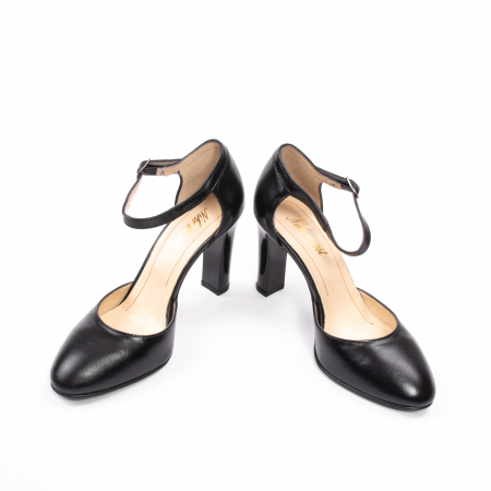 Pantofi decupati Nike Invest 1212 AP, negru [4]
