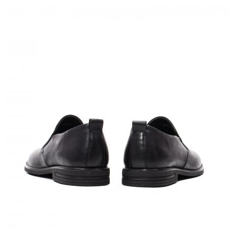 Pantofi barbati eleganti, piele naturala, E6Y99390B6