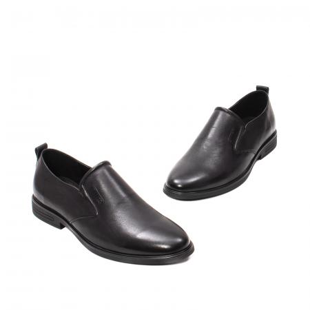 Pantofi barbati eleganti, piele naturala, E6Y99390B1