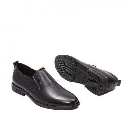 Pantofi barbati eleganti, piele naturala, E6Y99390B3