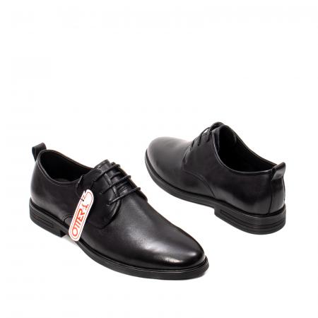 Pantofi barbati eleganti, piele naturala, E6Y99391B [2]
