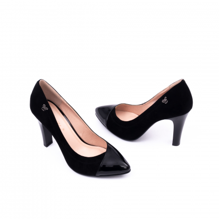 Pantofi eleganti dama 6042 negru3