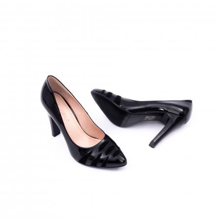 Pantofi eleganti dama 6045 negru2