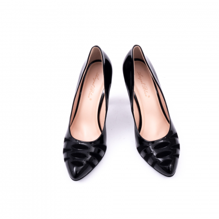 Pantofi eleganti dama 6045 negru6