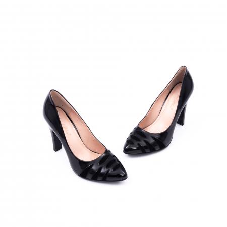 Pantofi eleganti dama 6045 negru1