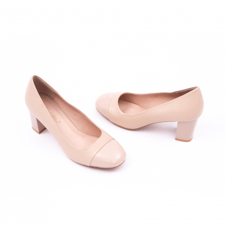 Pantofi eleganti dama 6046 nude3