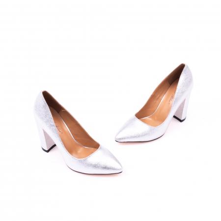 Pantofi eleganti dama 946 argintiu [1]