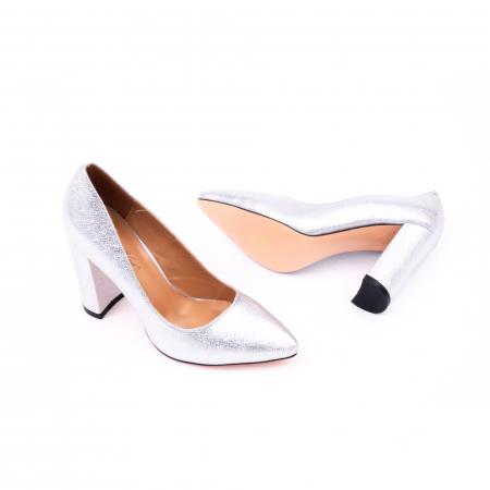 Pantofi eleganti dama 946 argintiu [3]