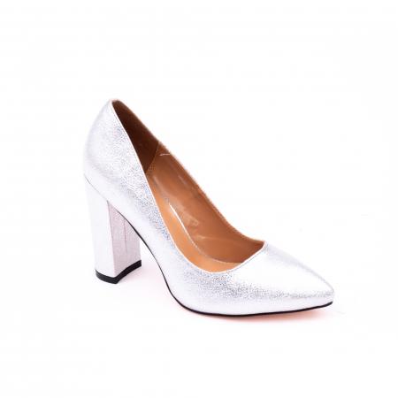 Pantofi eleganti dama 946 argintiu [0]