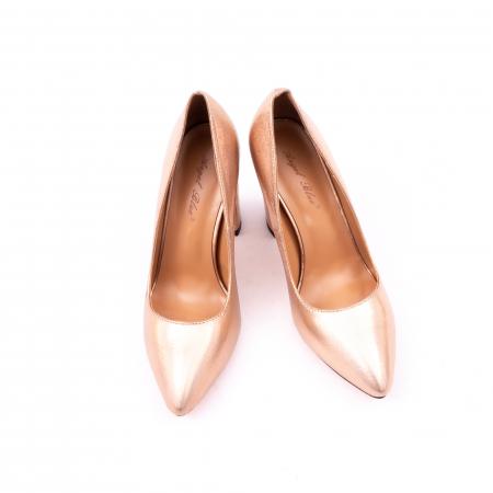 Pantofi eleganti dama 946 auriu5