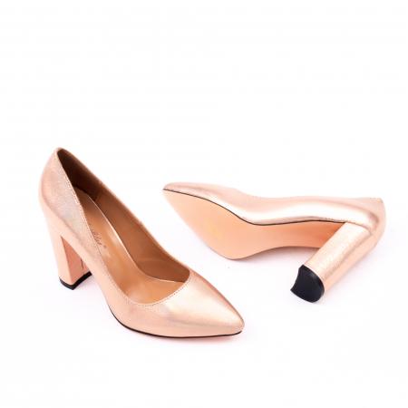 Pantofi eleganti dama 946 auriu2