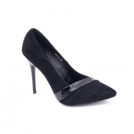 Pantofi eleganti dama 9516 negru0