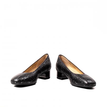 Pantofi eleganti dama, piele naturala lacuita, AR118384