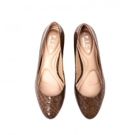 Pantofi eleganti dama, piele naturala, OE98255