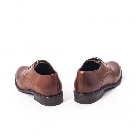 Pantofi eleganti barbati piele naturala, Catali 192545 coniac6