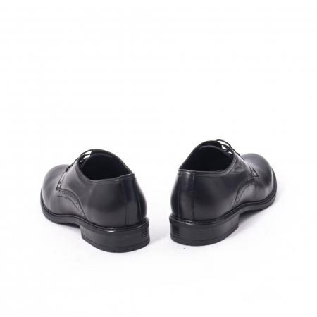 Pantofi eleganti barbati piele naturala, Catali 192545 negru6