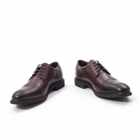 Pantofi eleganti de barbat,piele naturala Catali 172558 maro4