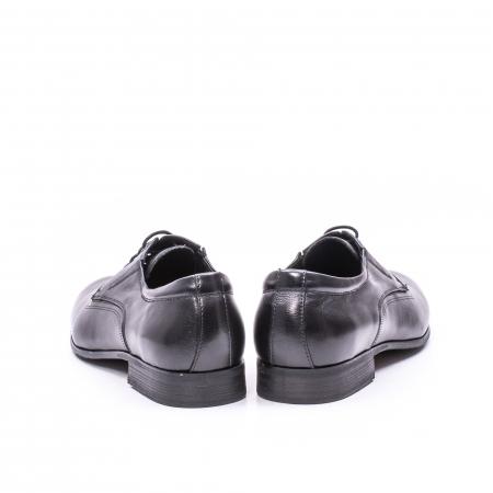 Pantofi eleganti piele naturala QRF 335692 negru4