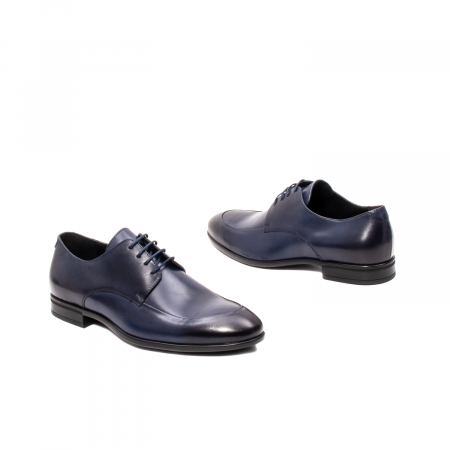 Pantofi barbati eleganti, piele naturala, LFX 577 BL2