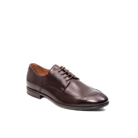 Pantofi barbati eleganti, piele naturala, LFX 577 M0