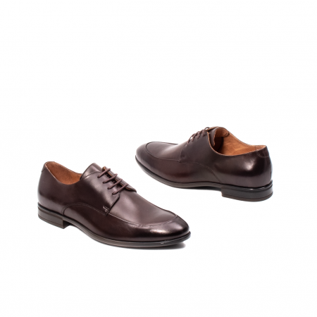 Pantofi barbati eleganti, piele naturala, LFX 577 M2