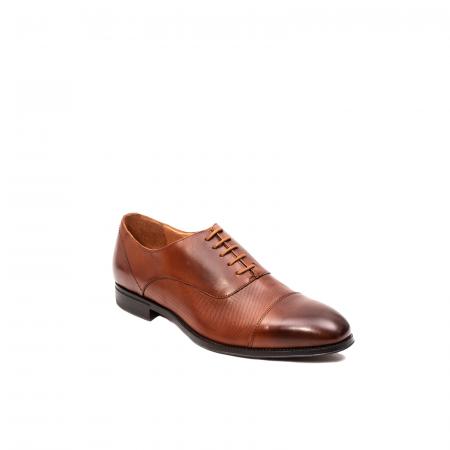 Pantofi barbati eleganti, piele naturala, LFX 579 C