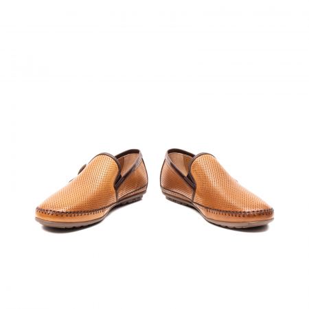 Pantofi barbati mocasini, piele naturala, OT-8401114