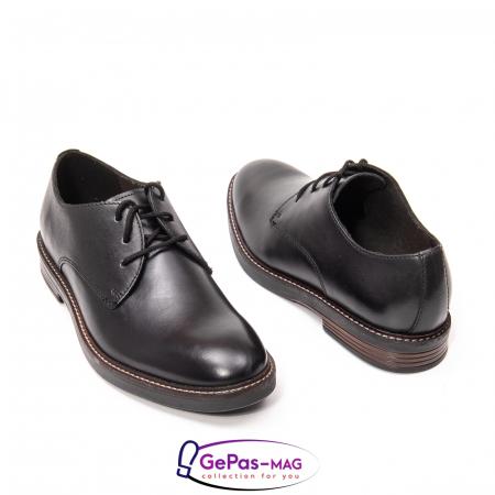 Pantofi Oxford din piele naturala Paulson Plain CL26144792 [3]