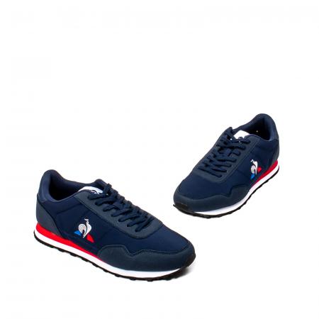 Pantofi sport barbat tip Sneakers, piele intoarsa ecologica, ASTRA 20200091