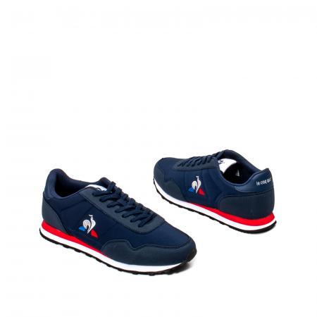 Pantofi sport barbat tip Sneakers, piele intoarsa ecologica, ASTRA 20200092