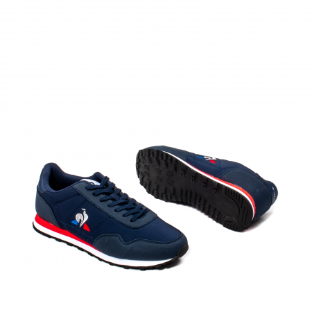Pantofi sport barbat tip Sneakers, piele intoarsa ecologica, ASTRA 20200093