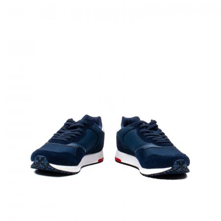 Pantofi sport unisex, piele intoarsa, JAZY 20201694