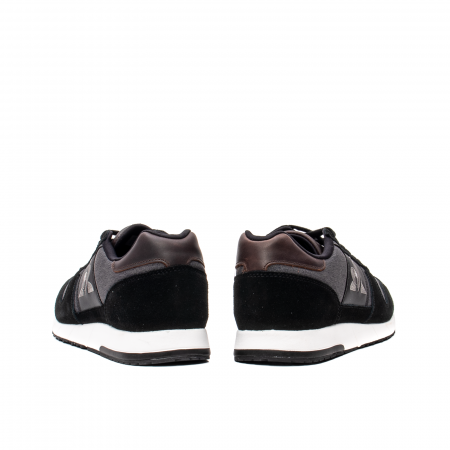 Pantofi sport unisex, piele intoarsa Jazy clasic LQ20201735