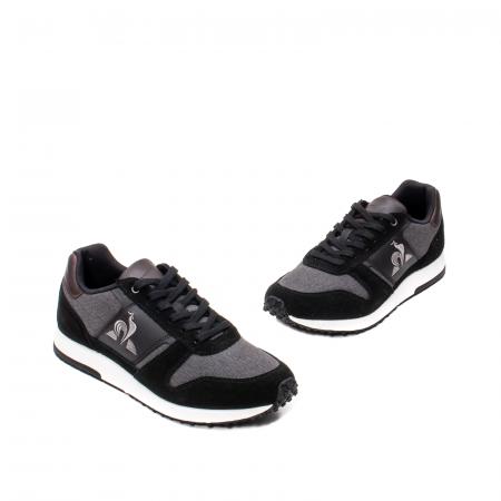 Pantofi sport unisex, piele intoarsa Jazy clasic LQ20201731