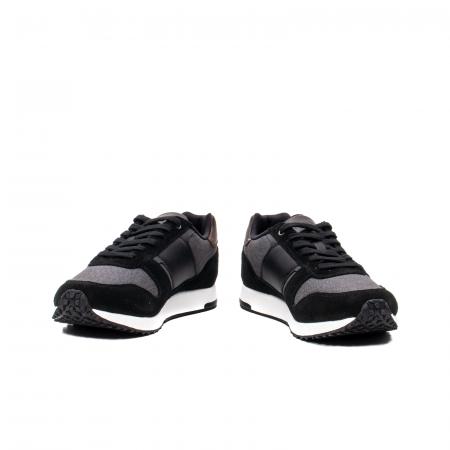 Pantofi sport unisex, piele intoarsa Jazy clasic LQ20201733