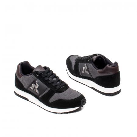 Pantofi sport unisex, piele intoarsa Jazy clasic LQ20201732