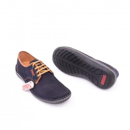Pantofi barbati, piele naturala, OT 9558 42-22