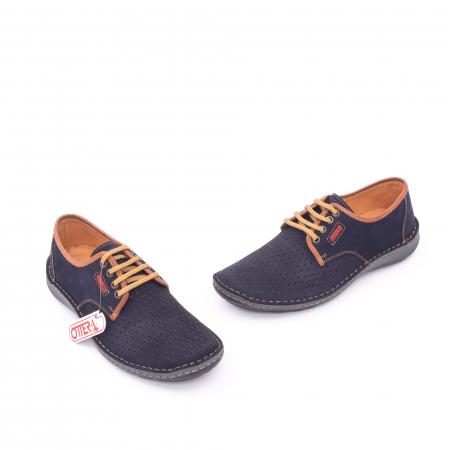 Pantofi barbati, piele naturala, OT 9558 42-21