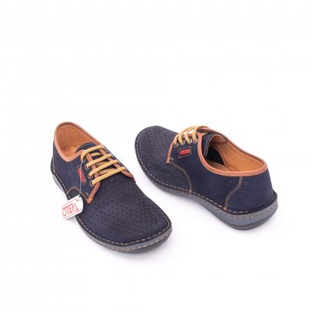 Pantofi barbati, piele naturala, OT 9558 42-23