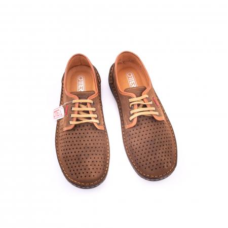 Pantofi vara barbat OT 9558 maro6
