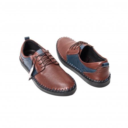 Pantofi vara barbat, piele naturala [2]