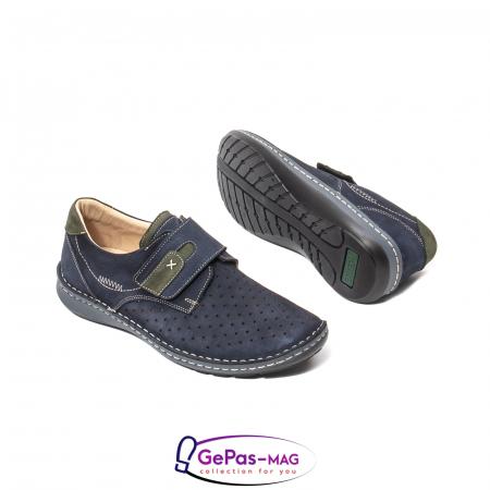 Pantofi vara barbati OT 9583 bleumarin [3]
